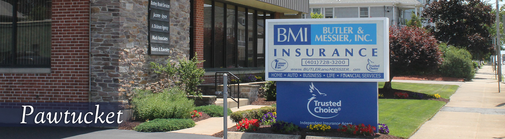 Proudly Insuring the People of Pawtucket and Beyond Since 1903