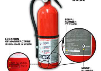 Recall: Kidde XL Fire Extinguishers