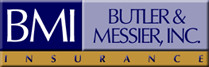 Butler and Messier Insurance Agency Logo